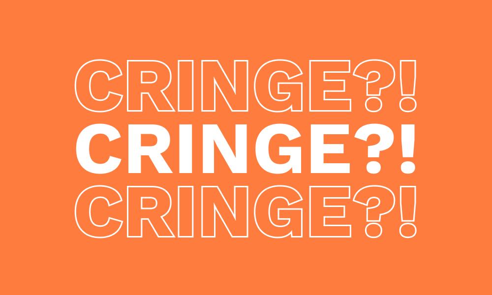 O que é CRINGE e qual o real significado desse meme?